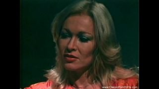 Classic Porn Facial From 1974 vintage xxx video